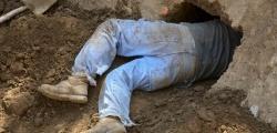 Iskopao tunel od spavaće sobe do kafane