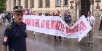 Protest u Banjaluci: Možete kako hoćete, ali ne možete dokle hoćete!